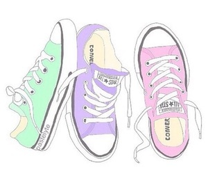 converse and overlay image