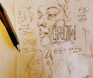 drawings and draws image