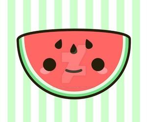 green, sweet, and kawaii image