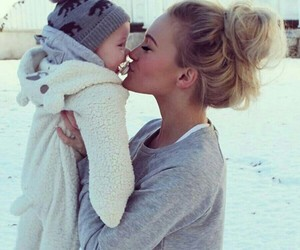 baby, moment, and cute image