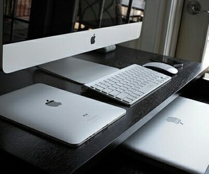 apple, ipad, and imac image