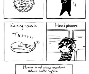 funny, sarah andersen, and lol image