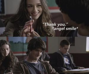 allison, scott, and teen wolf image