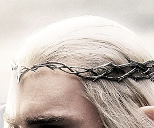 elves and thranduil image
