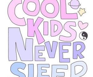 cool, kids, and pastel image