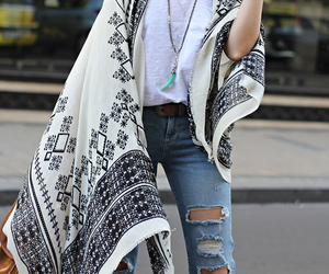 boho, fashion, and great look image