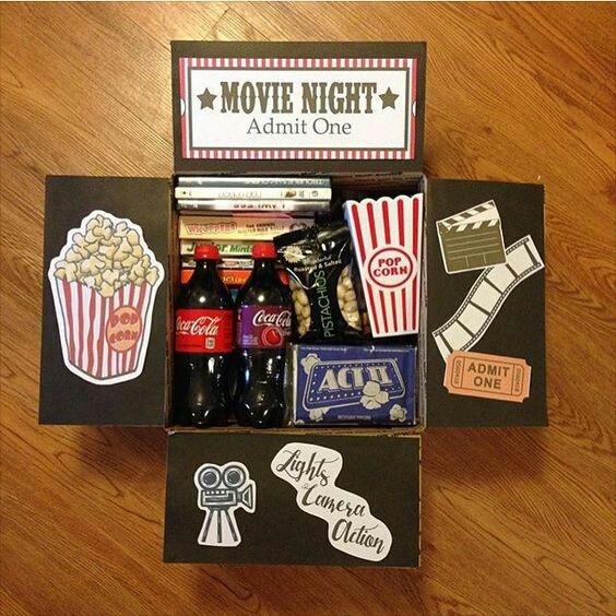 Image About Night In Diy Gift Ideasdiy Christmas Gift Ideas