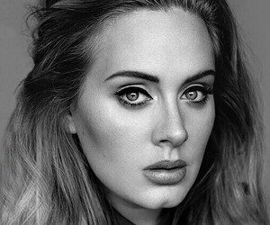 Adele and music image