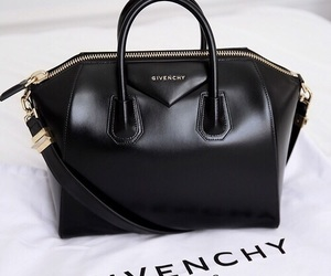 paris, purse, and blacks image