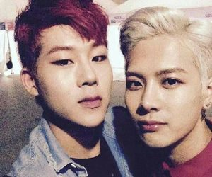 got7, jooheon, and jackson image