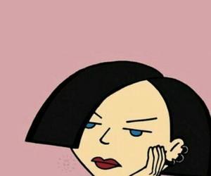 Daria, jane, and cartoon image