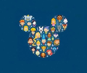 disney, mickey, and wallpaper image