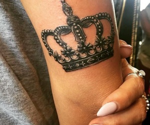crown, girly, and inspiration image