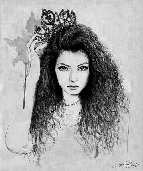 Resultado De Imagem Para Curly Hair Draw Tumblr