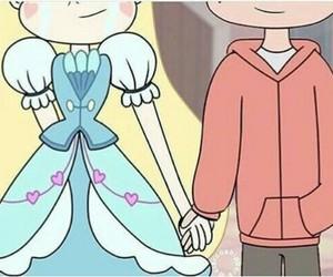cartoon, princess, and marco diaz image