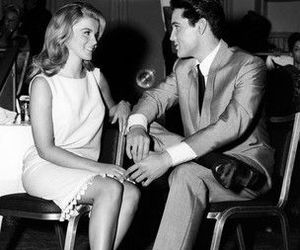 ann-margret and Elvis Presley image