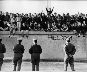 freedom and cold war image