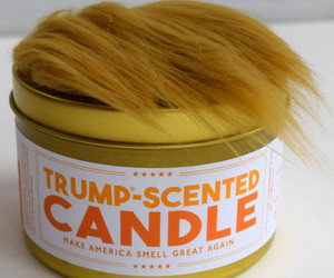 candle, donald, and etsy image