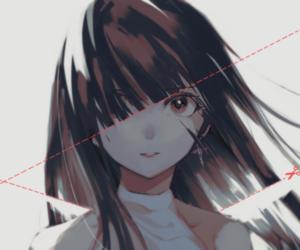 anime girl, kawaii, and manga girl image