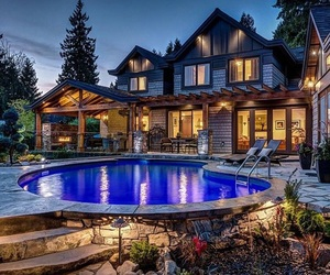 beautiful, design, and dream home image
