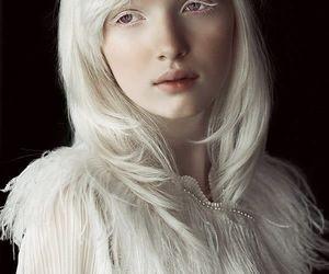 albino, russian Model, and nastya zhidkova image