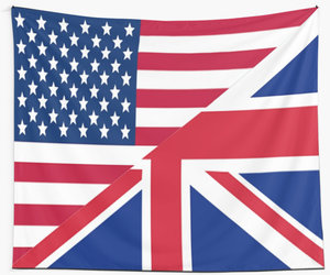 america, american, and british image