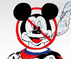 animation, smoke, and minimouse image