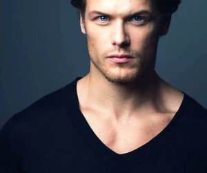 sam heughan and outlander image