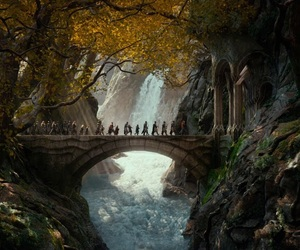 aesthetic, LOTR, and the hobbit image