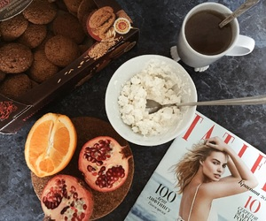 breakfast, cooking, and morning image