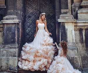 baby, dress, and gorgeous image