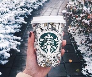 beautiful, xmas, and snow image