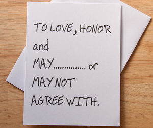 etsy, wedding vows, and funny card image