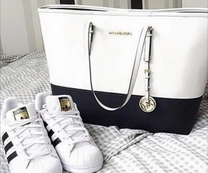 bag, Michael Kors, and adidas image