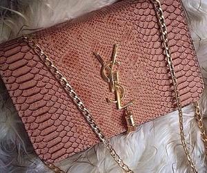 bag, YSL, and Yves Saint Laurent image