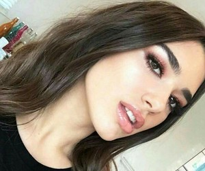 girl, dua lipa, and make up image