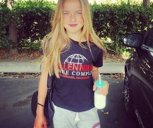 blonde, kristina pimenova, and cute image