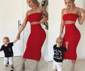 baby, style, and tammy hembrow image