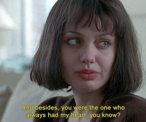 quotes, Angelina Jolie, and heart image