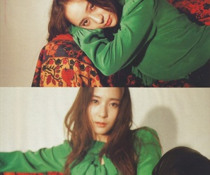 krystal, f(x), and krystal jung image