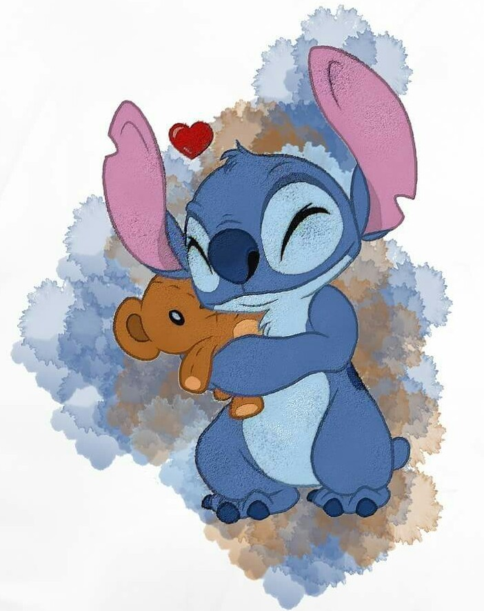 Stitch Shared By Cam On We Heart It
