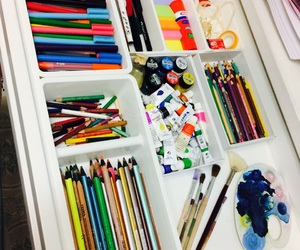 art, color, and draw image