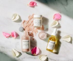 bath, bodycare, and cream image
