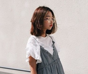 asian girl, fashion, and girl image