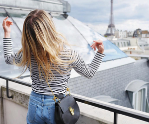 outfit, paris, and teenager image