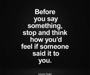 before, say, and something image
