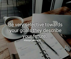 college, goals, and quotes image