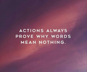 Action, quote, and words image