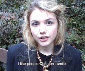 skins, cassie, and smile image