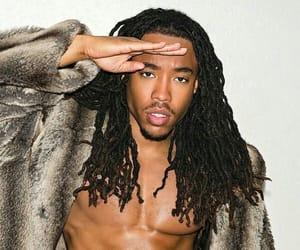boyfriend, dreads, and black men image